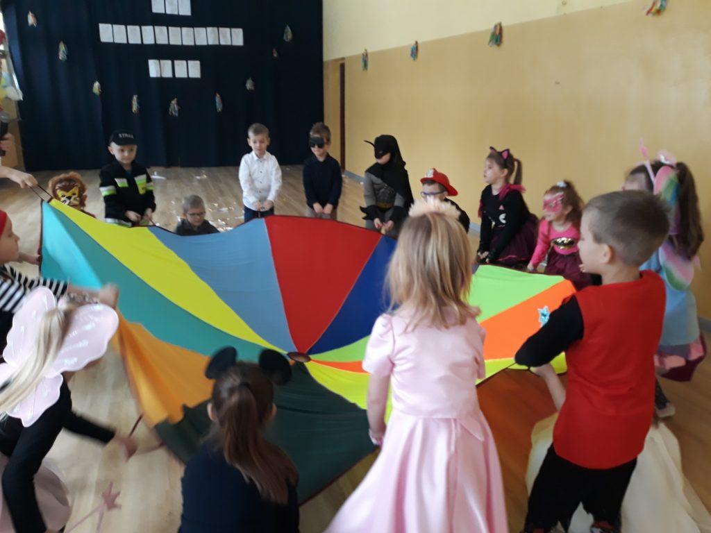 Bal Karnawałowy 5 - latki